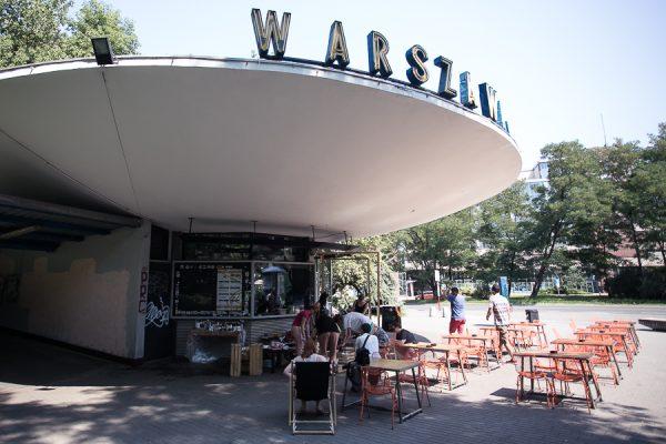 Warsztaty Majsterek w PKP Powiśle