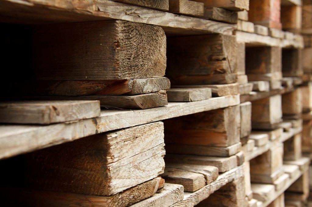 Drewniane palety