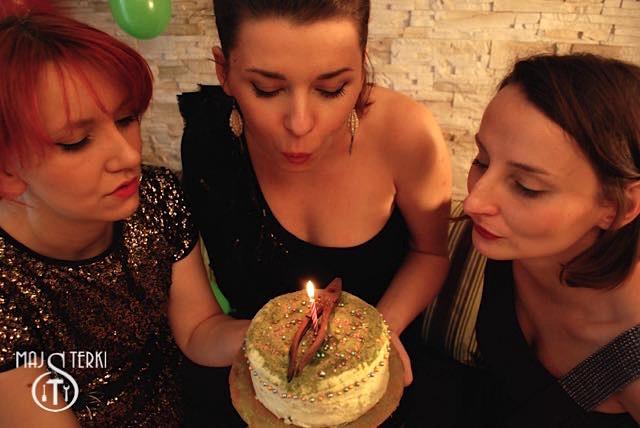 Majsterki świętują urodziny