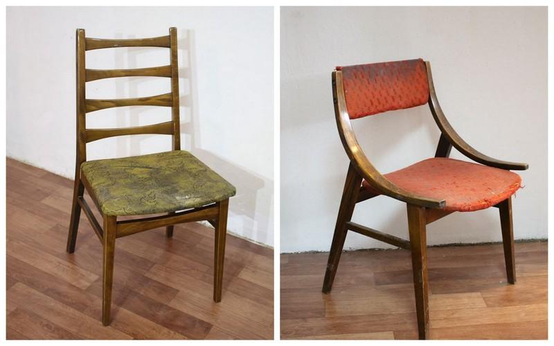 Krzesełka odnalezione przez Alter Novum