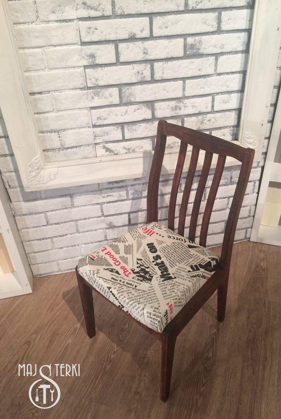 krzesło opole gotowe