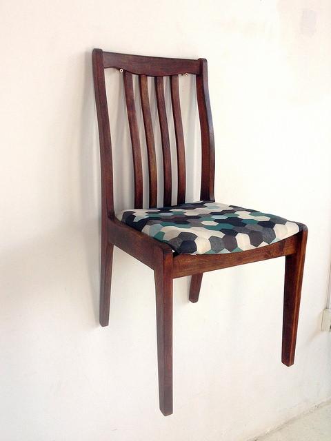 krzeslo po renowacji