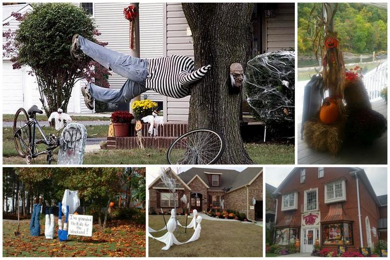 Ozdoby Halloweenowe