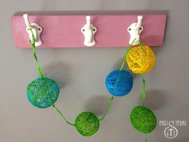 Cotton Balls by Majsterki