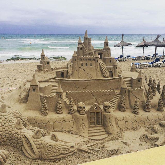 zamki na piasku