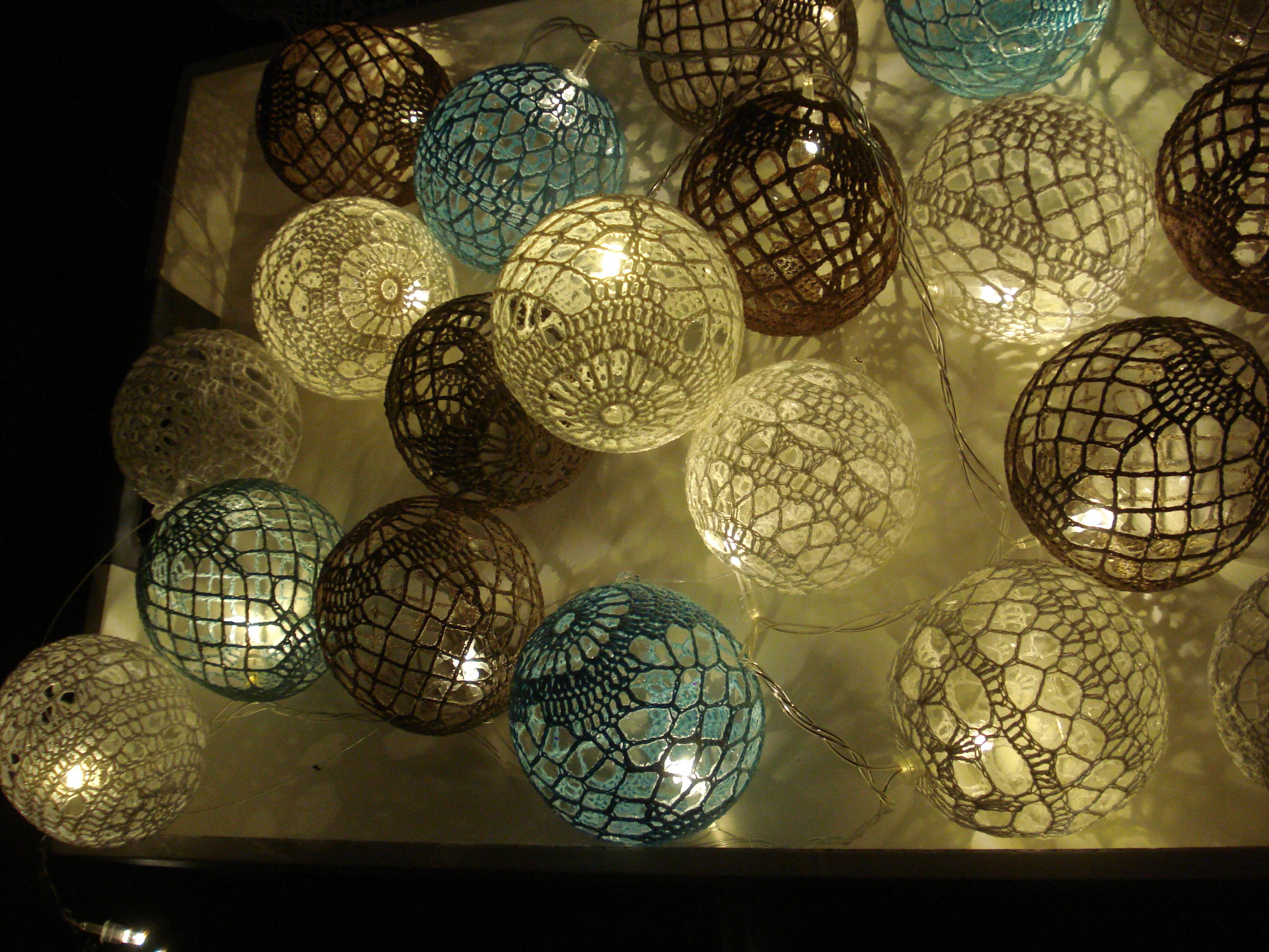 Basia Łapaczyńska-Kaczmarek cotton balls