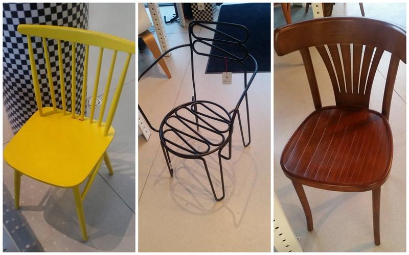 Krzesła w Barbara