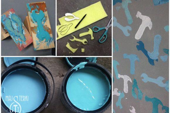 pieczatki malowanie majsterkiDIY9 Fotor Collage