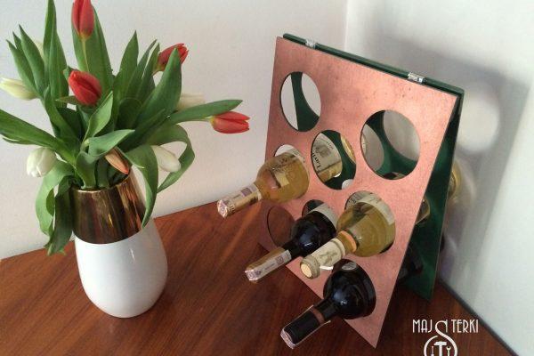 stojak na wino