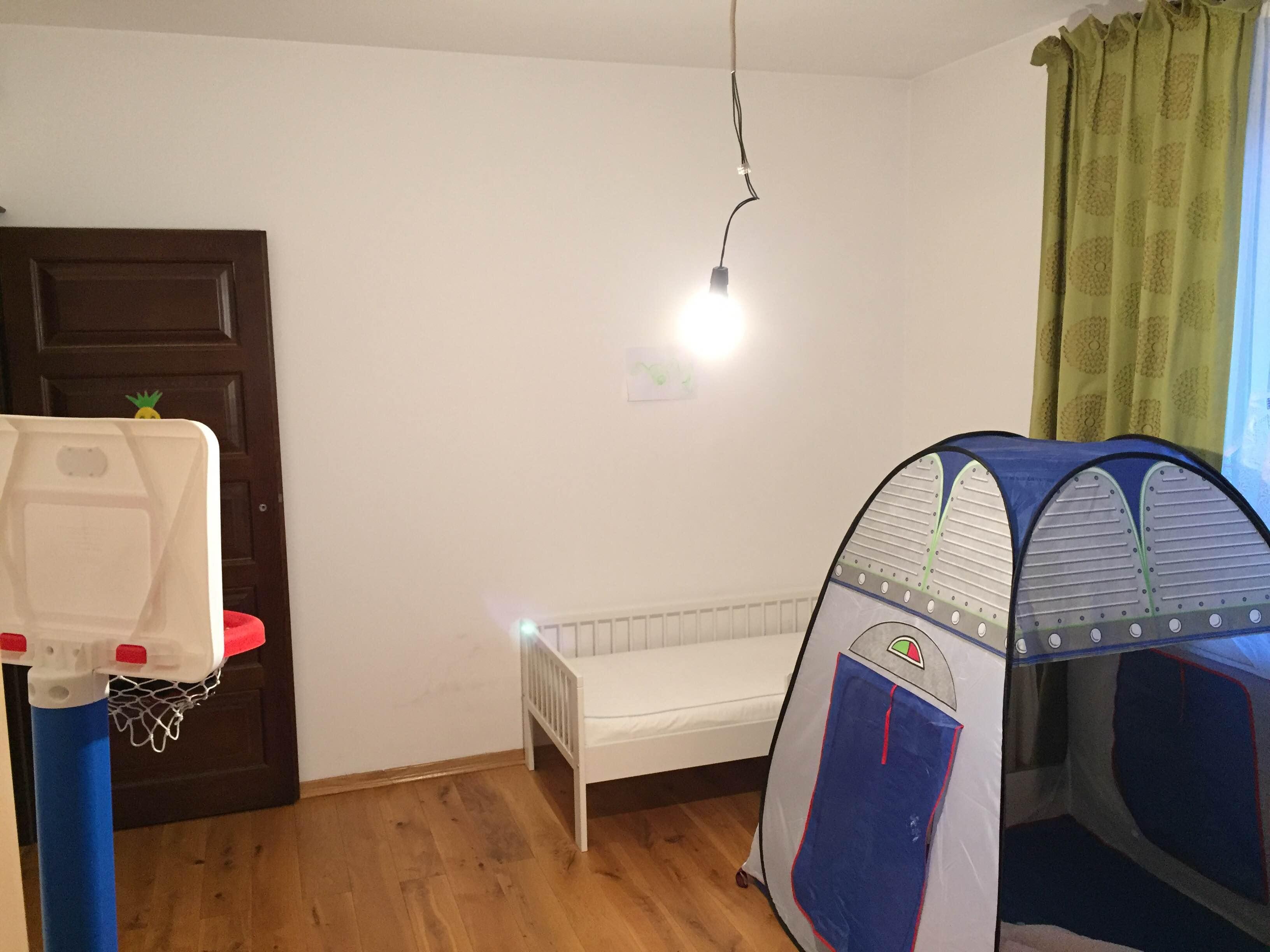 Pokoj 4 letniego Antka