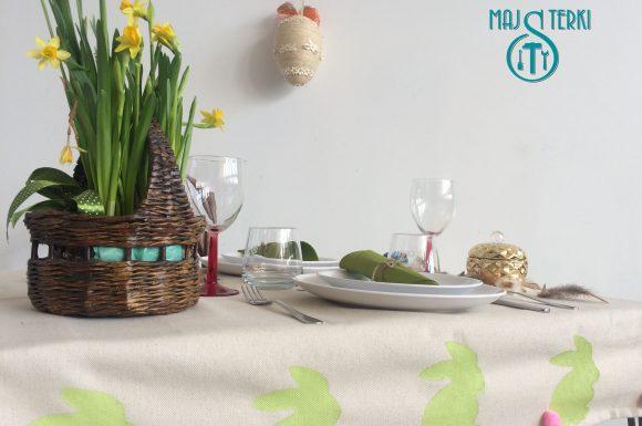 poczatkowe wielkanocny stol