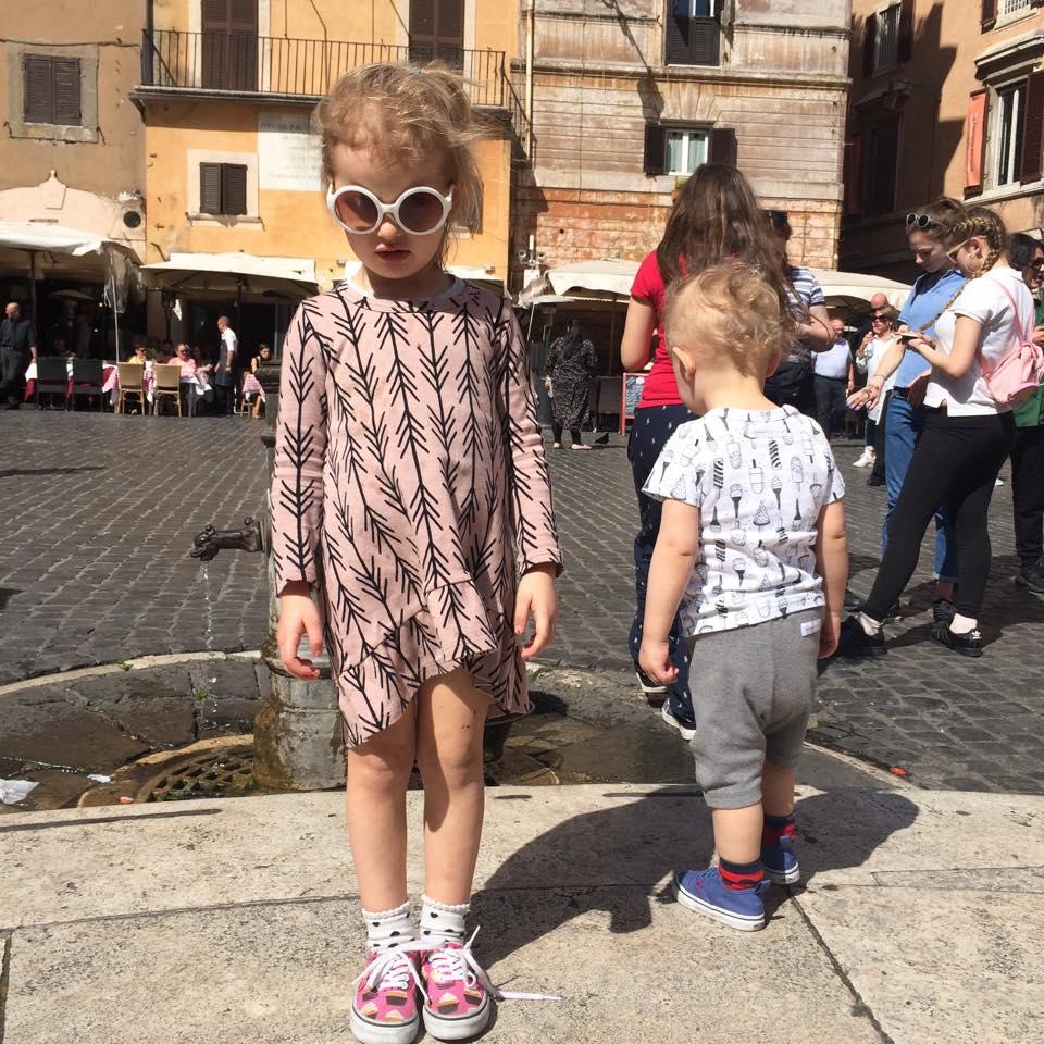 Włoskie wakacje Krysi i Ryśka :-)
