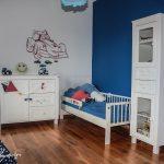 Remont pokoju dla chłopca – efekt końcowy