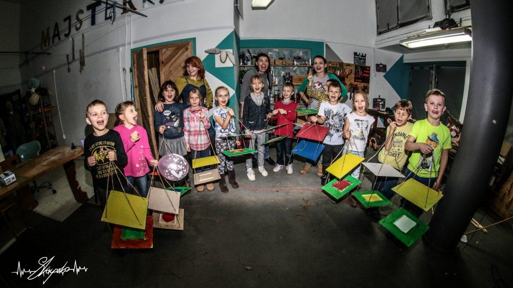 majsterki warsztaty dzieci
