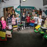 Warsztaty urodzinowe dla 7-latka u Majsterek