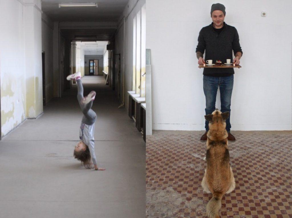 Dzieci i zwierzaki mile widziane ;-)