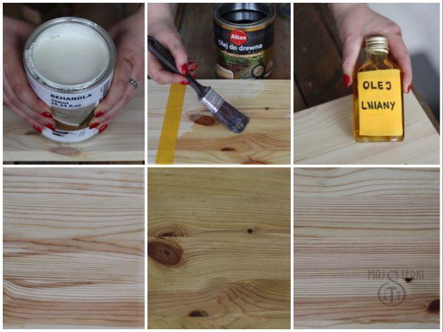 olejowanie olej do drewna