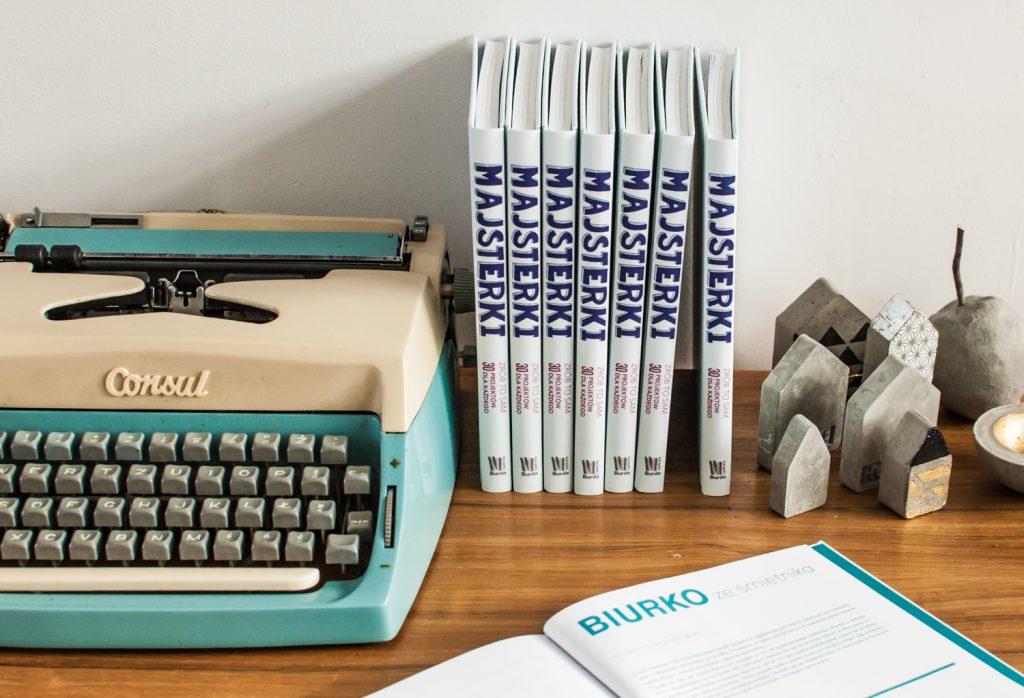 """Książka """"Majsterki"""" już do kupienia w księgarniach. W środku 30 projektów DIY"""