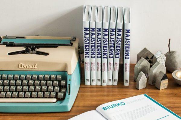Betonowe ozdoby   test zestawów kreatywnych z Empiku i projekty z książki