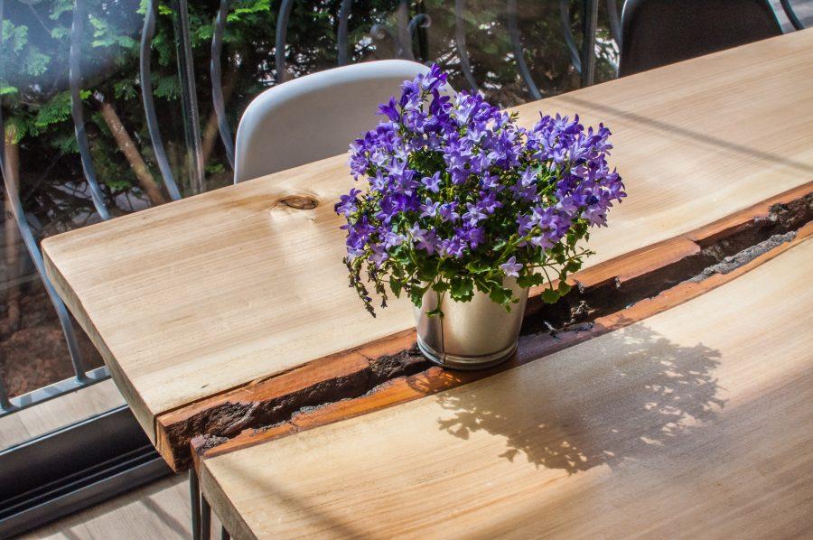 stol topola kwiatek majsterki 2