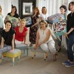 Jak zrobić tapicerowną pufę? Kurs Meblovych Kreacji